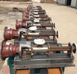 行星减速机在螺杆泵上的应用