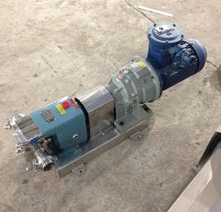 行星减速机在转子泵上的应用