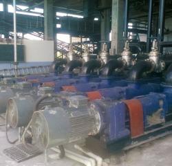 减速机在水处理螺杆泵上的应用