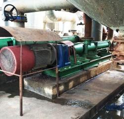 减速机在卧式螺杆泵上的应用