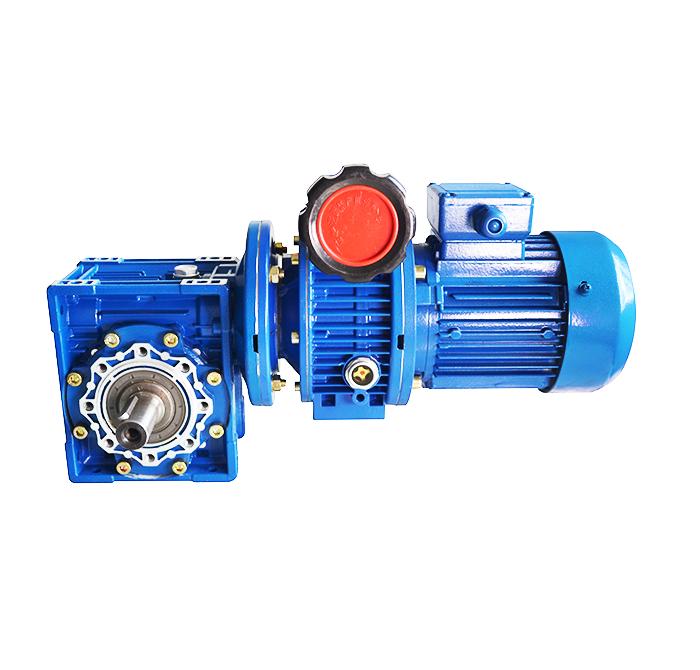 UDL-SWJL卧式实心轴输出无级变速器