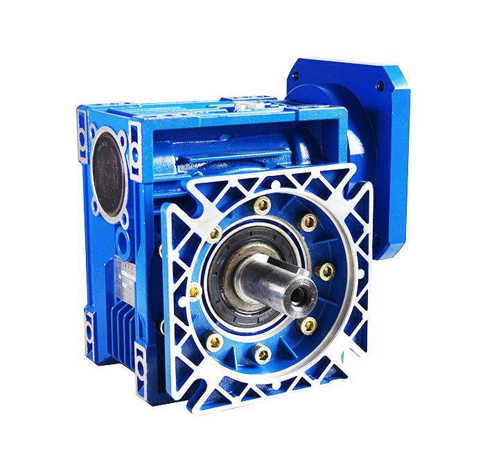 SWJL-F-AS-SM伺服接口立式实心轴输出蜗轮蜗杆减速机