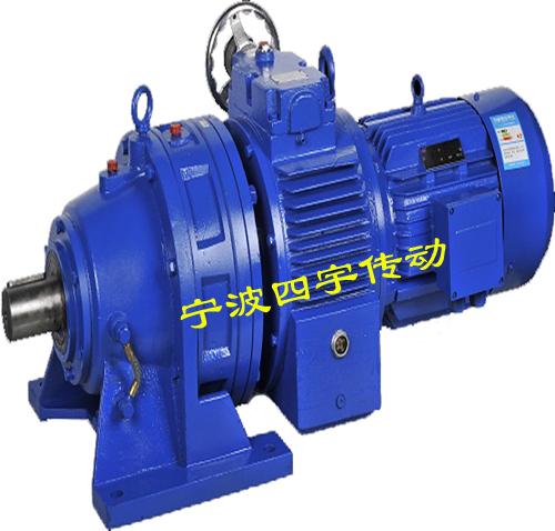 减变速机UDY4-B27/43-3.5