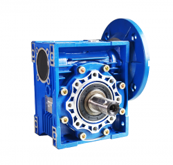 SWJL-AS实心轴输出蜗轮蜗杆减速机