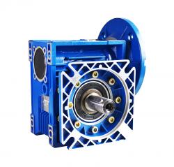 SWJL-F-AS立式实心轴输出蜗轮蜗杆减速机