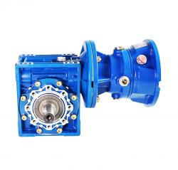 SWJL-SGF080卧式实心轴输出组合型蜗轮蜗杆减速机