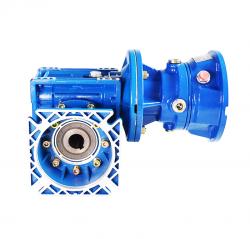 SWJL-SGF080立式空心轴输出组合型蜗轮蜗杆减速机